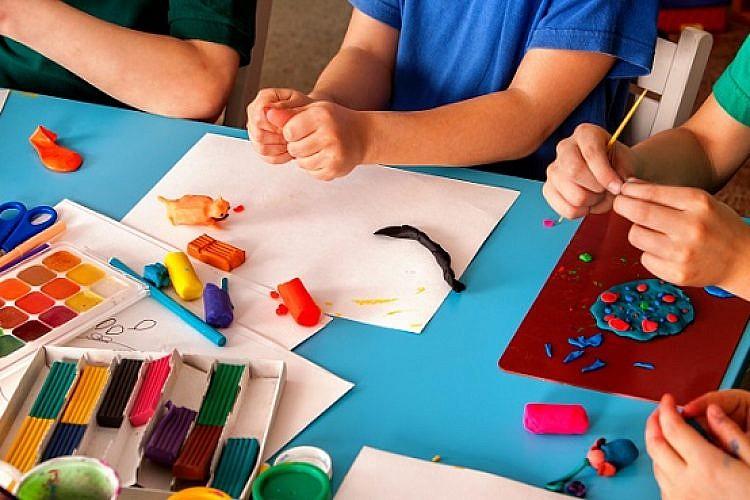 גן ילדים (צילום: Shutterstock)