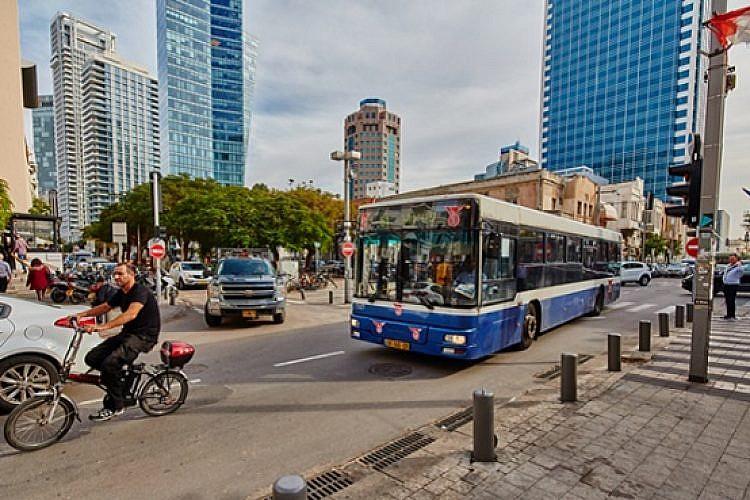 אוטובוס (צילום: שאטרסטוק)