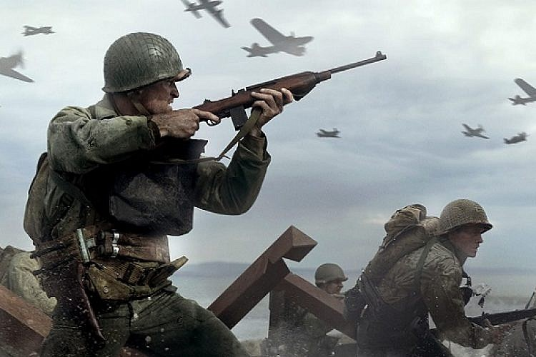 קול אוף דיוטי WW2