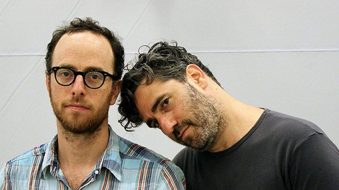 תומר וברק הימן (צילום: יואל אריאל שמיר)