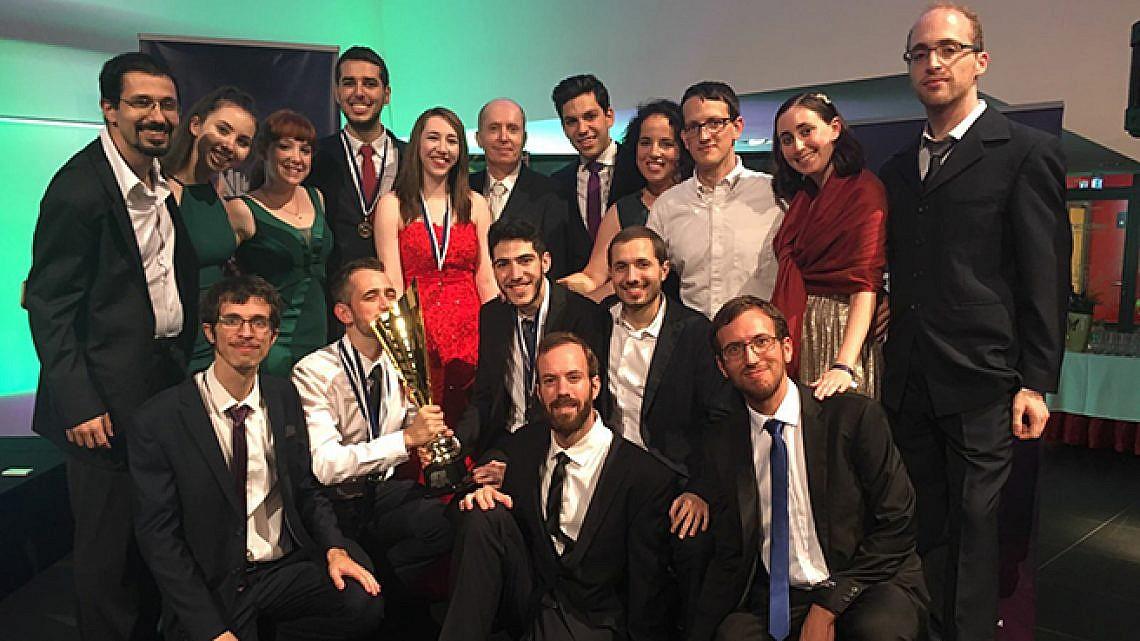 מועדון הדיבייט של אוניברסיטת תל אביב