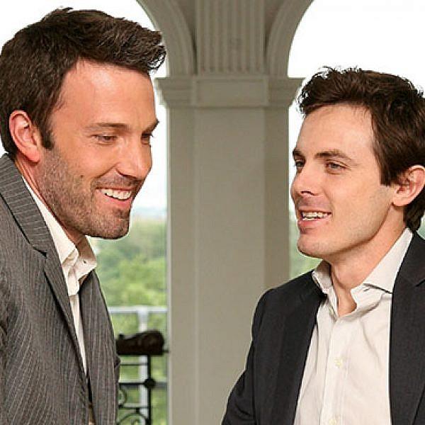 קייסי ובן אפלק (צילום: Getty Images)