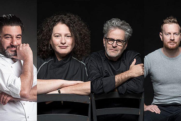 זוכי טקס פרסי האוכל 2017