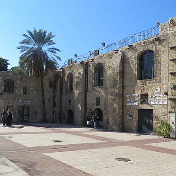 תיאטרון יפו (צילום: תמר מגדל)