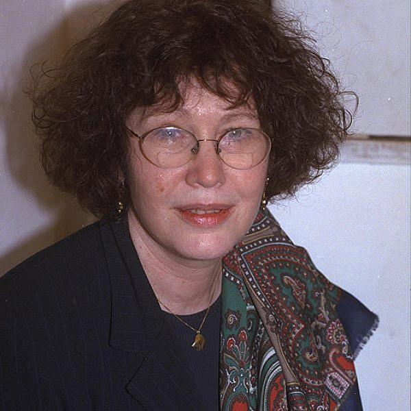 """דליה רביקוביץ (צילום: עינת אנקר, לע""""מ)"""