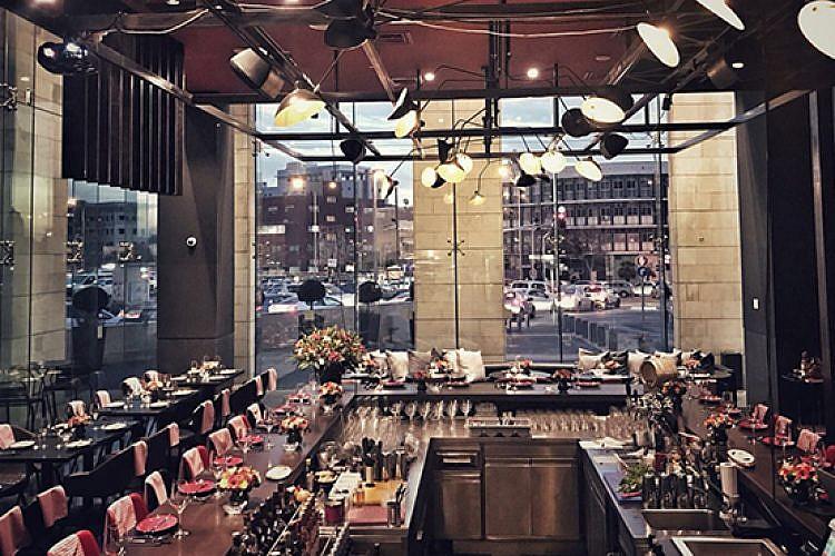 """מסעדת הפופ אפ בNYX תל אביב. צילום: יח""""צ"""