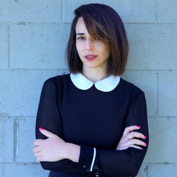 ג׳וליה פרמנטו (צילום: זיו ברקוביץ׳)