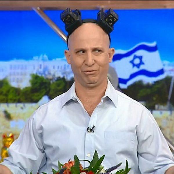 ערן זרחוביץ' כנפתלי בנט ב