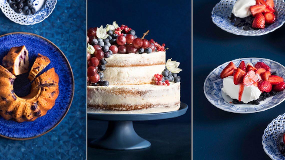 במעגל נחוגה. עוגות שלא תוכלו בלעדיהן בשבועות. צילום: דניאל לילה