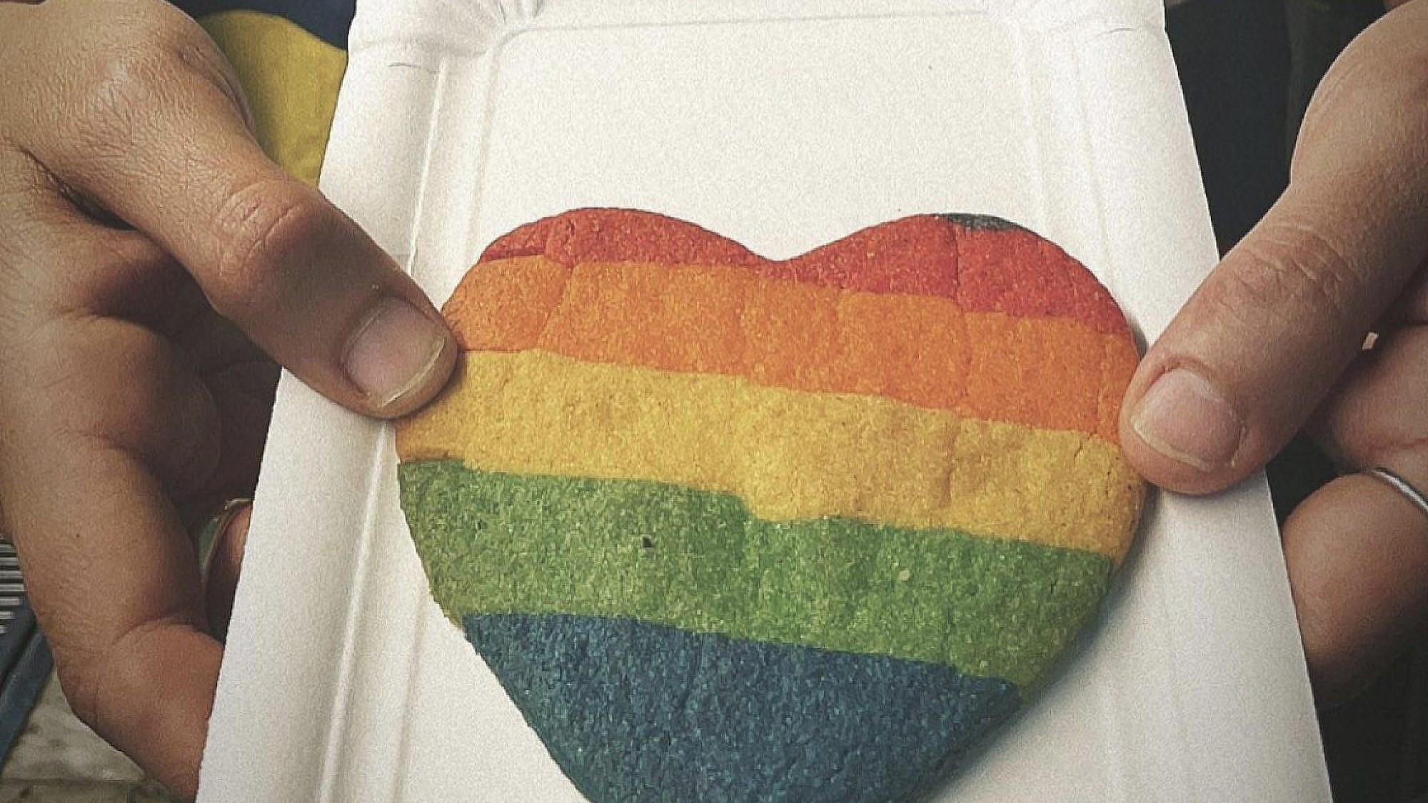 עוגיית האהבה של נורדיניו. מאינסטגרם