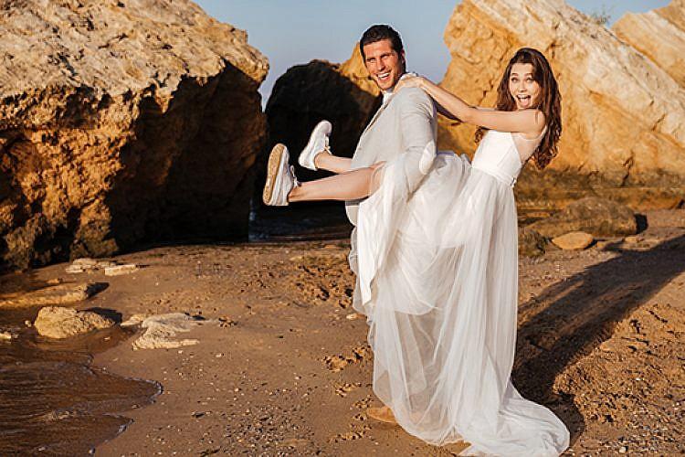חתונה אלטרנטיבית זה השיט. צילום: שאטרסטוק