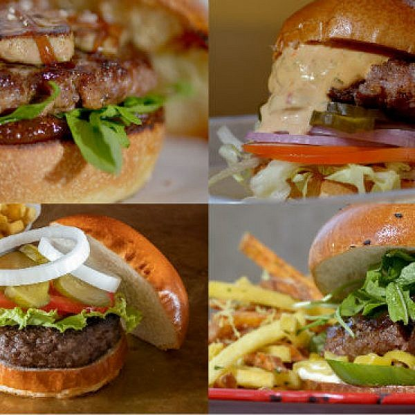 חודש ההמבורגרים בתל אביב יוצא לדרך
