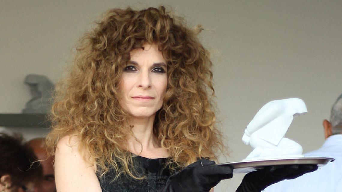 האישה שתדאג לתרבות בעיר תל אביב (צילום: קרן יפרח)