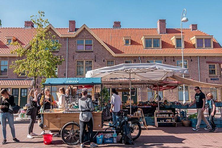 נורד שונה מאמסטרדם שאליה מגיעים כ־17.8 מיליון תיירים בשנה (צילום: Koen Smilde Photography)