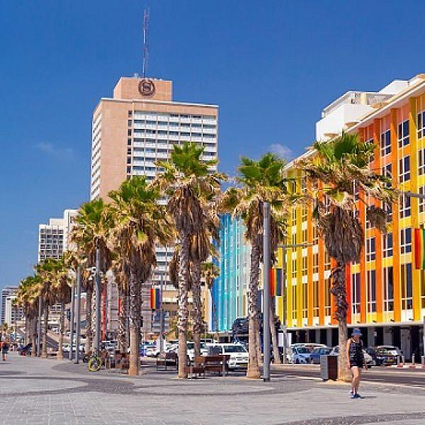 מלונות בתל אביב (צילום: Shutterstock)
