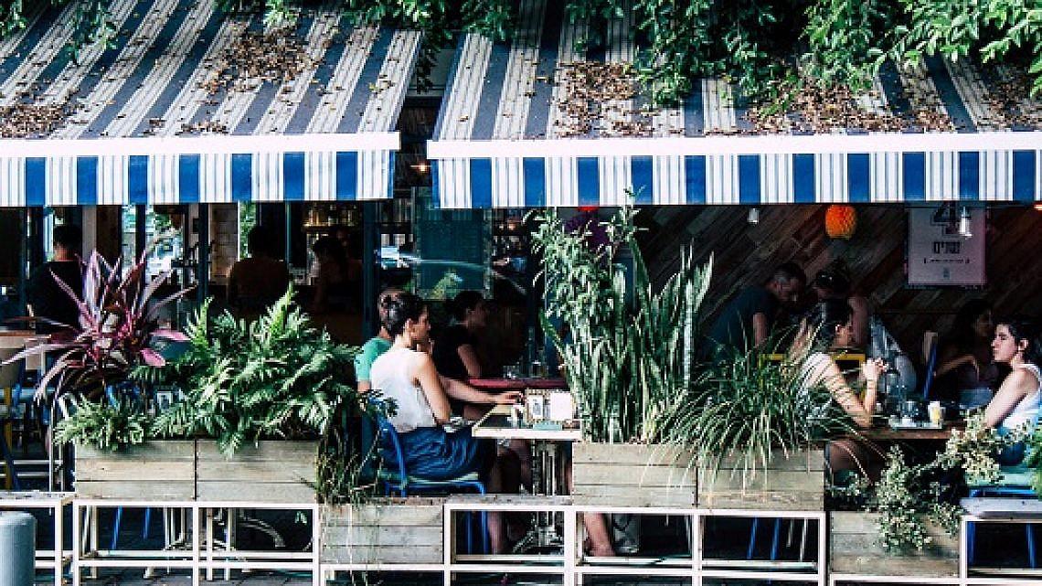בתי קפה בתל אביב (צילום: Shutterstock)