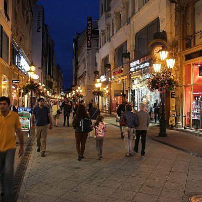 בודפשט (צילום: Shutterstock)