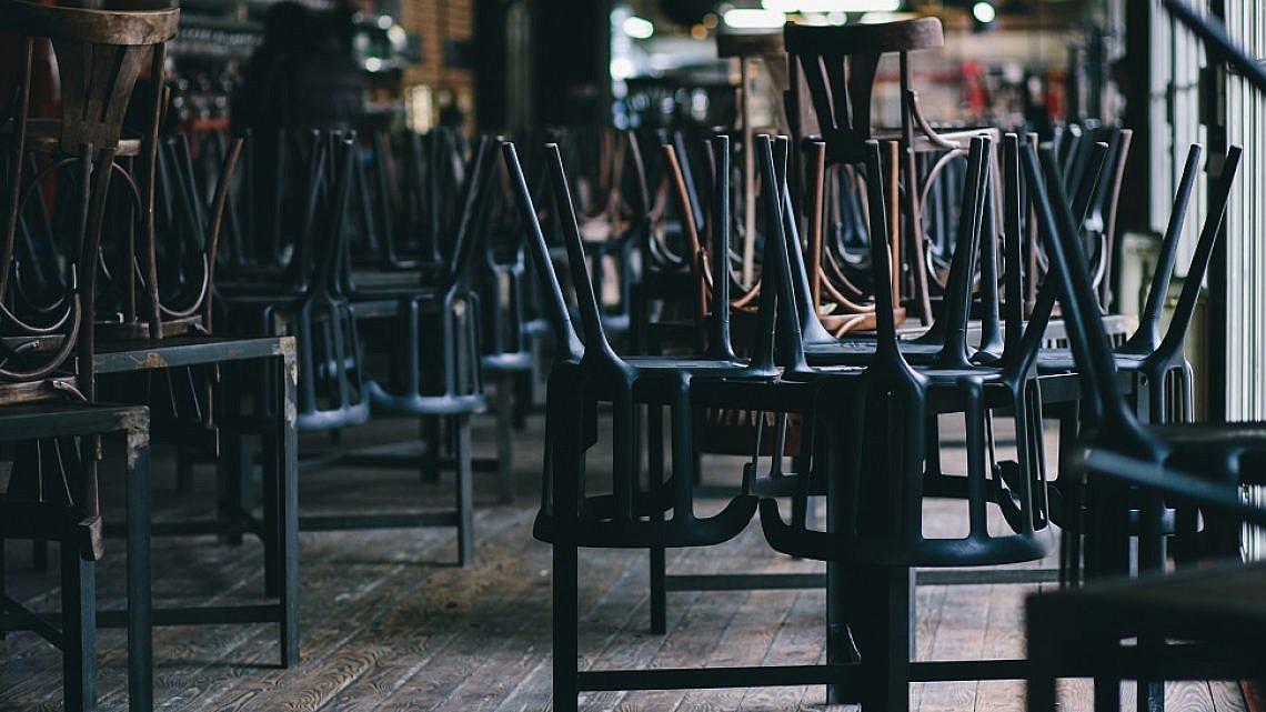 קבענו לצ'ייסר בצד השני של הקורונה? מסעדה סגורה (צילום: Shutterstock)
