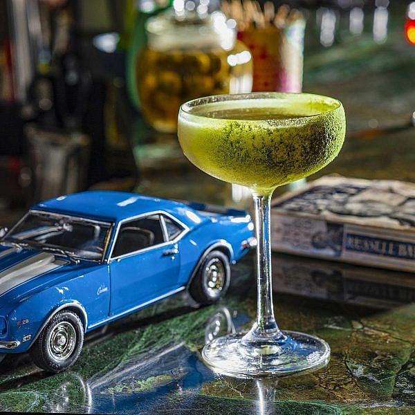 משקה בריאות חורפי בבושוויק (צילום: אפיק גבאי)
