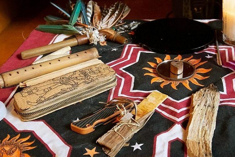 הכנות לטקס קמבו (אילוסטרציה / צילום: Shutterstock)
