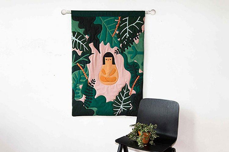 שטיחי הקיר שיגרמו לבית שלכם לחייך. צילום: נעמה בן משה
