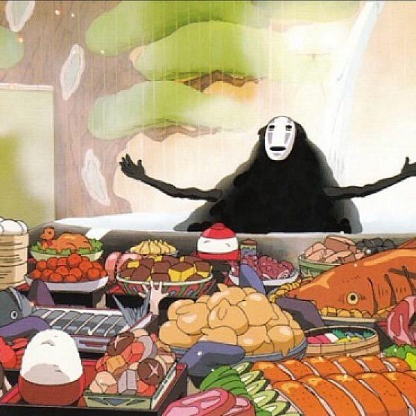 אני רוצה הכל (צילום מסך מתוך הסרט Spirited Away)