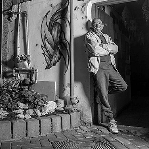 שמשון מזרחי (צילום: איליה מלניקוב)