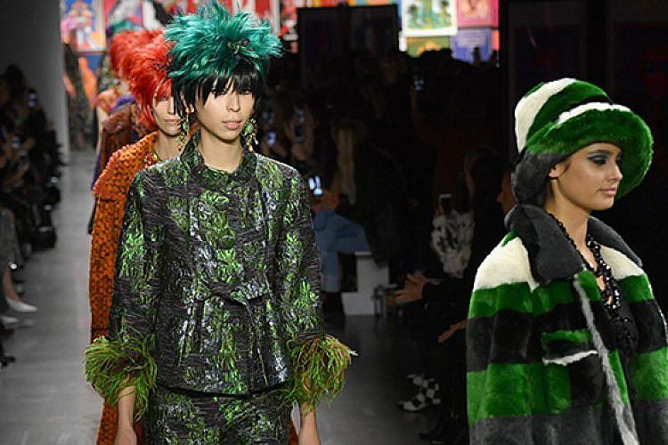 מתוך שבוע האופנה 2019, גטי אימג'ס