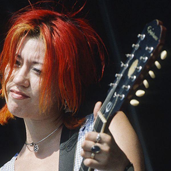 מיקי ברניי בבלגיה, 1996 (צילום: גיא קנפס/Getty Images)