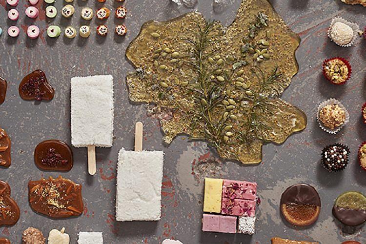 פסטיבל יצרני הממתקים הראשון בישראל (צילום: אנטולי מיכאלו)