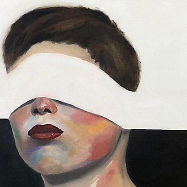 ציור של אומאי שטרית. צילום: יח