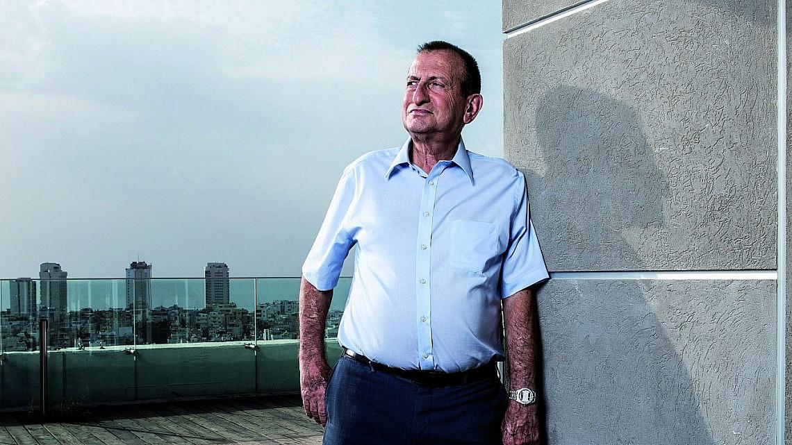 בכל זאת ירוץ לראשות הממשלה? ראש העיר רון חולדאי (צילום: איליה מלניקוב)