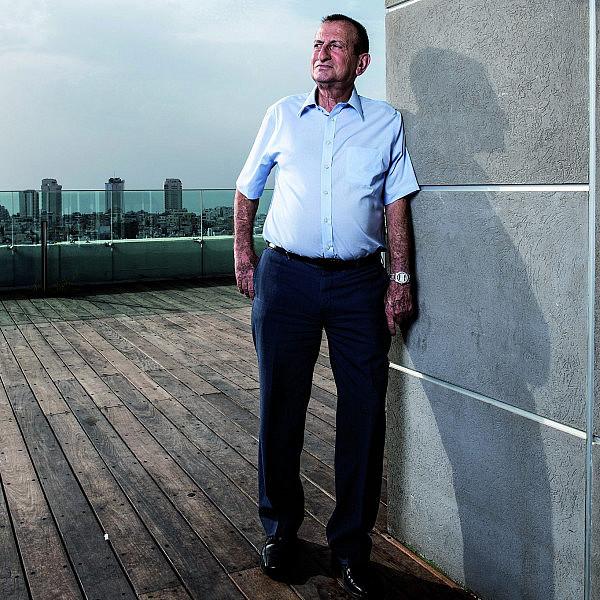 עיר צריכה מנהל. מדינה צריכה בחירה ערכית. ראש העיר רון חולדאי (צילום: איליה מלניקוב)