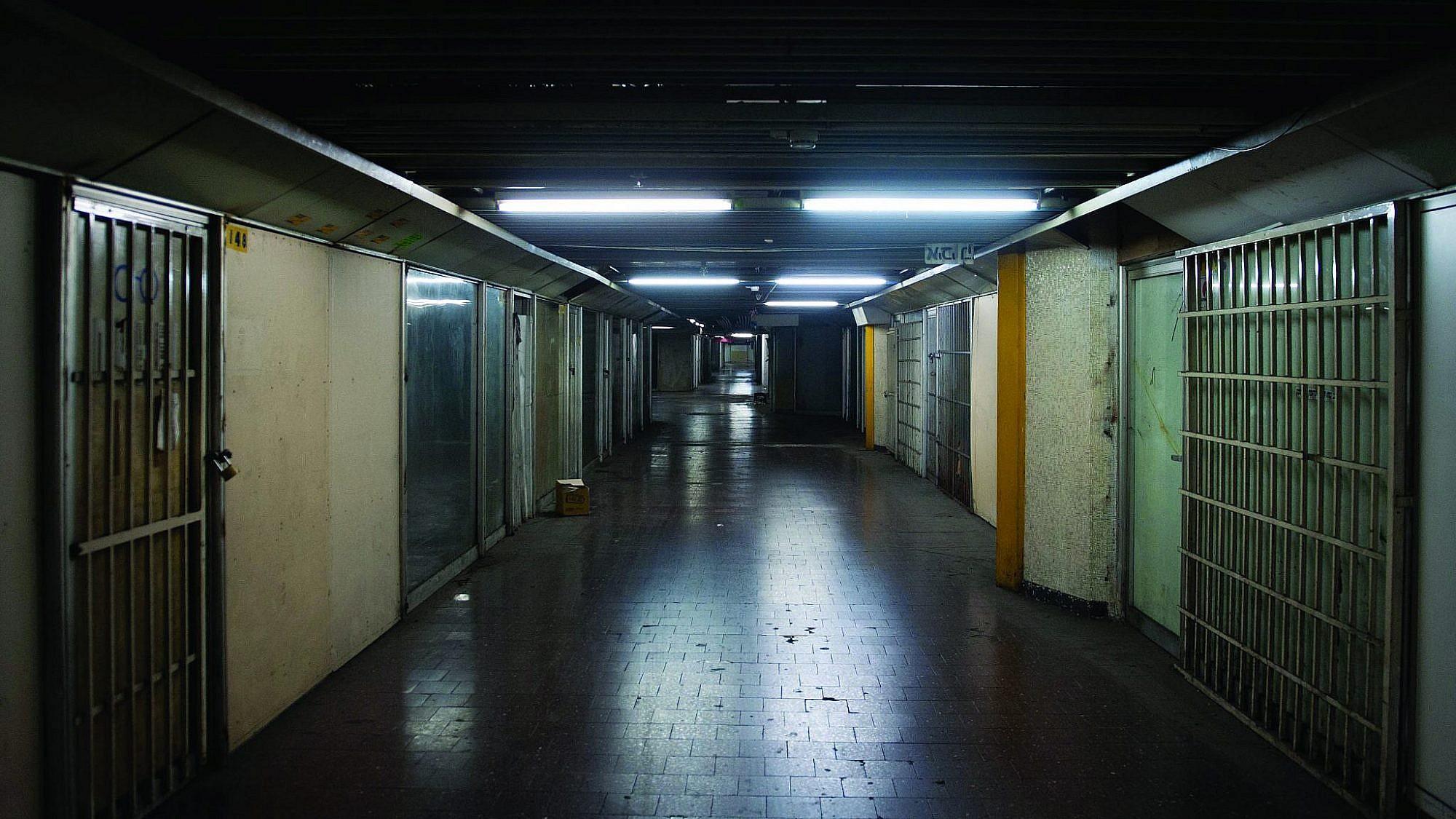 התחנה המרכזית (צילום: בן קלמר)