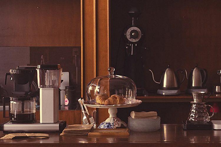 חנות הקפה Bottega delle Delizie. צילום: Francesco Anastasi