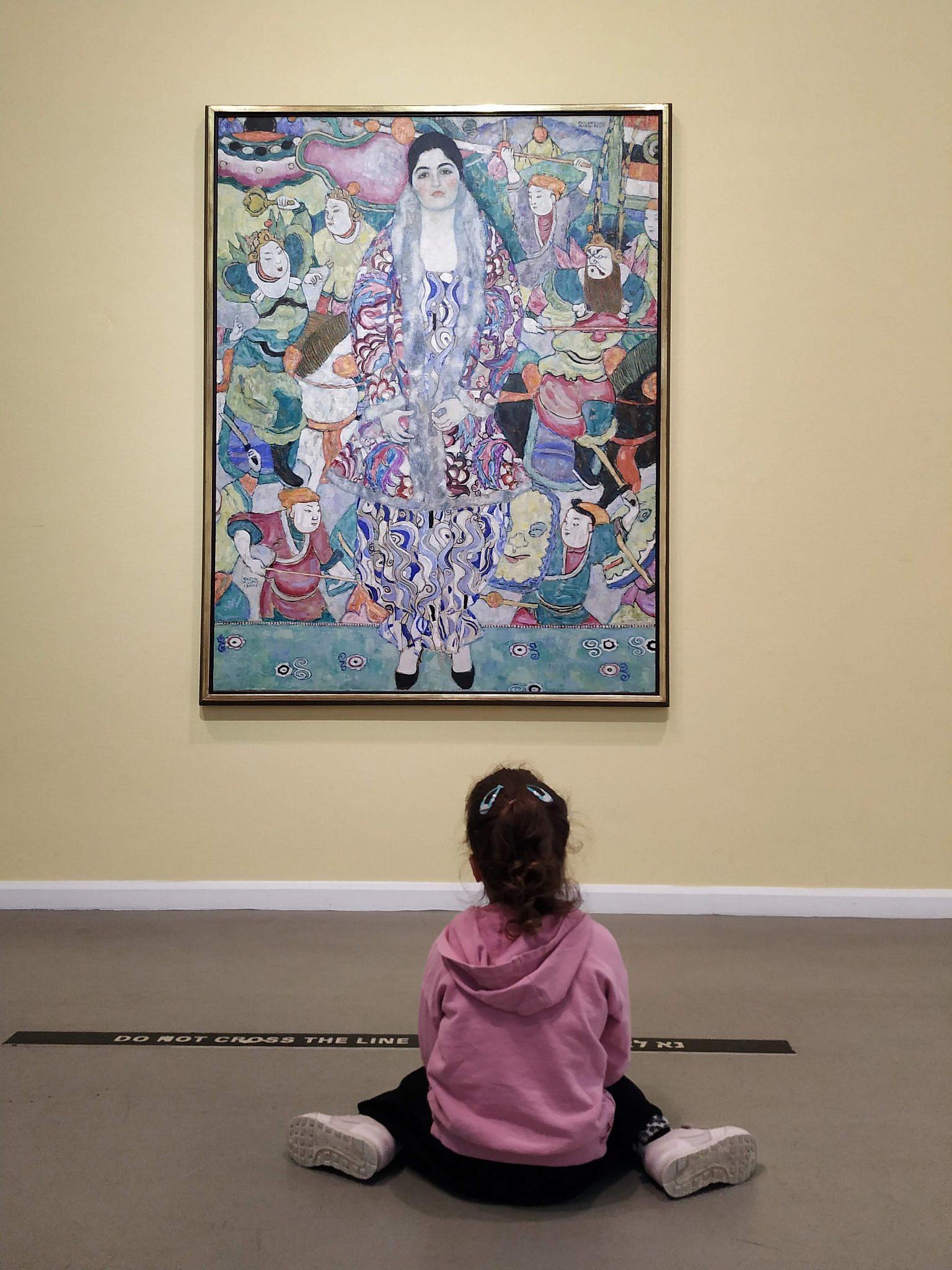 המוזיאונים חיוניים לבריאות הנפשית של ילדינו. מוזיאון תל אביב