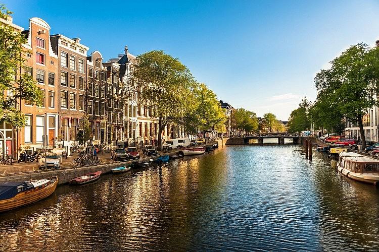 אמסטרדם (צילום: Shutterstock)