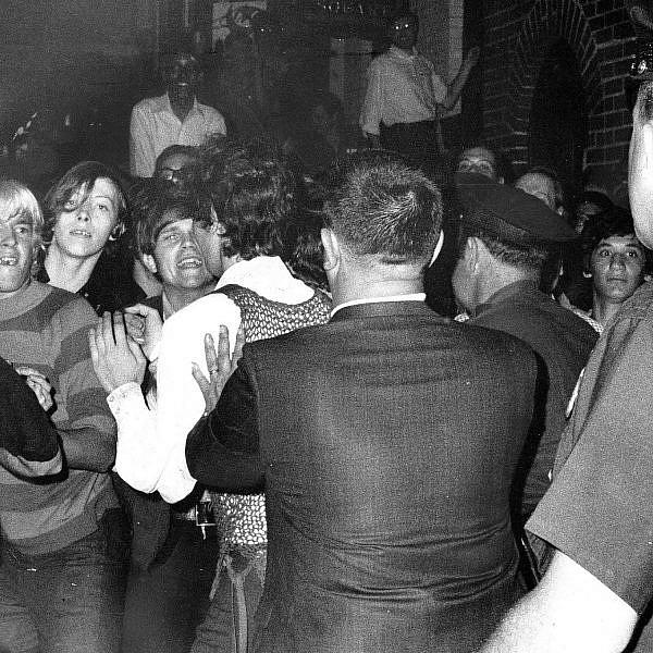 מהומות בסטונוול (צילום: getty images, ארכיון New York Daily News)