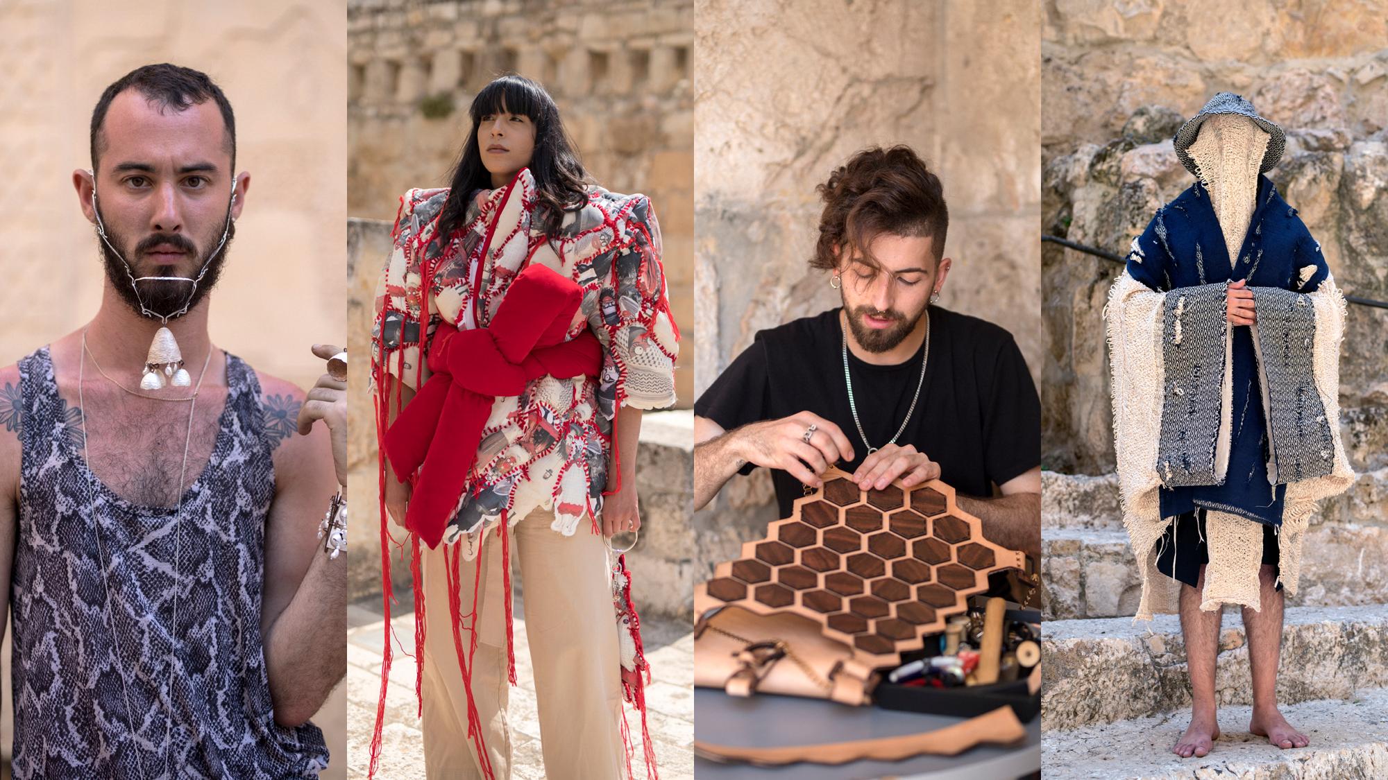 OVERALL לפסטיבל האופנה בירושלים. צילום: ריקי רחמן
