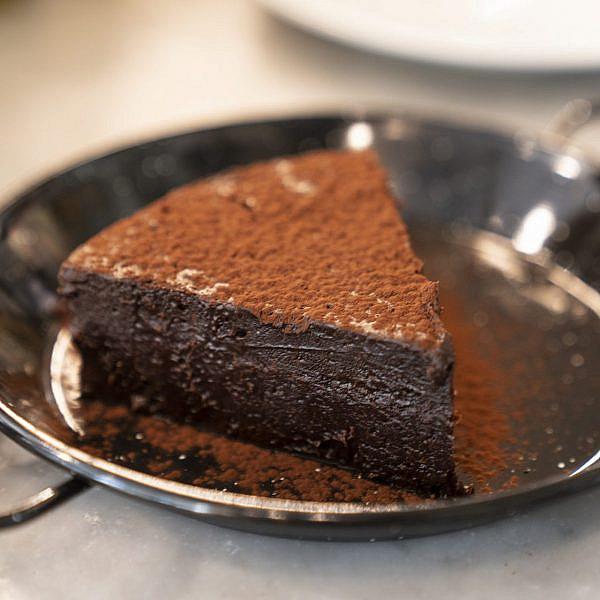 נמסיס שוקולד א-לה רושפלד בגרינברג (צילום: אנטולי מיכאלו)