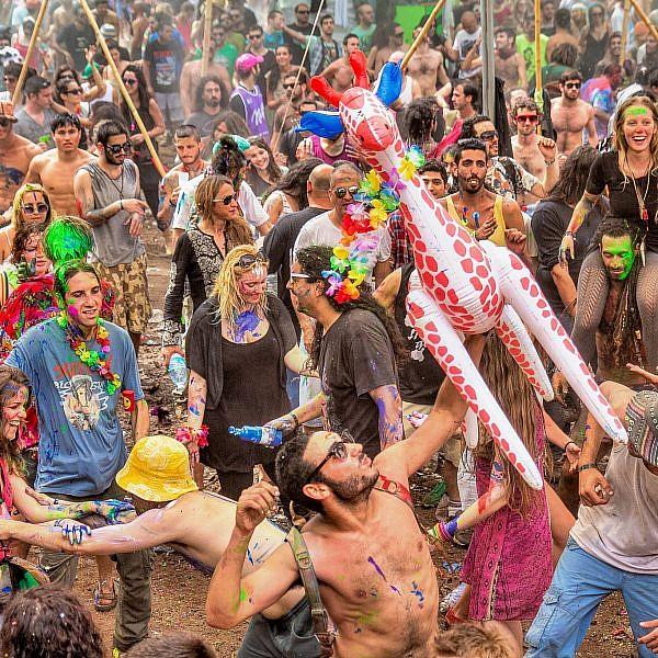 פסטיבל הדוף (צילום: חיים סולומון)