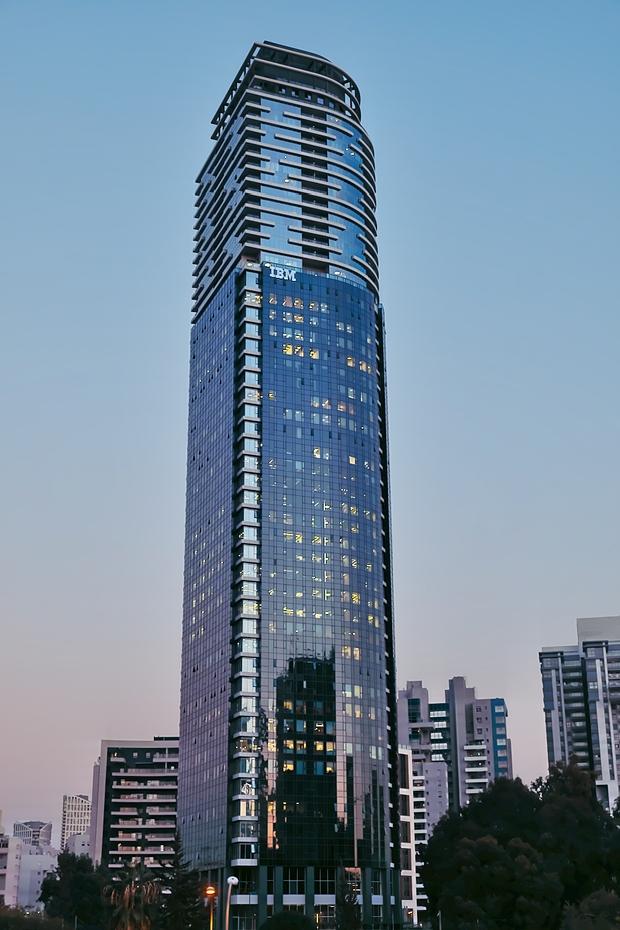 מגדל השחר. צילום: ויקיפדיה