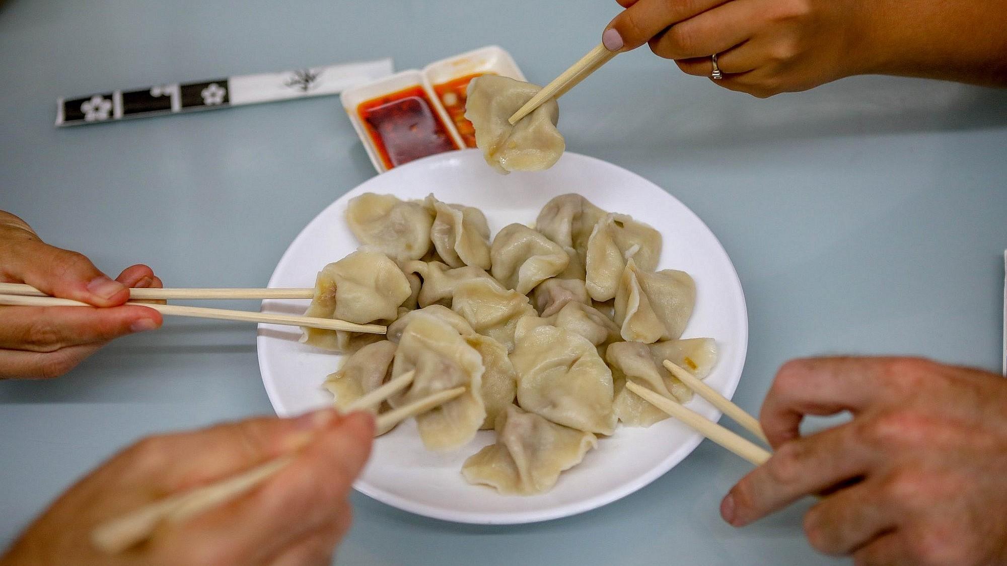 Chinese Bao Buns (צילום: שלומי יוסף)
