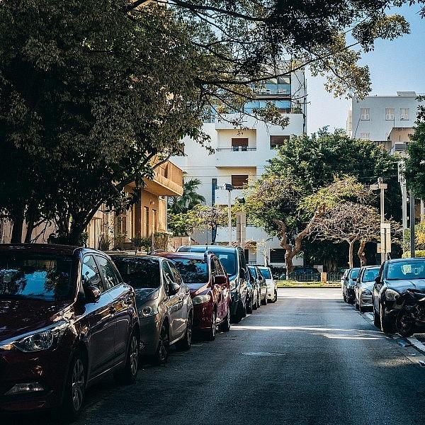 חניה בתל אביב (צילום: Shutterstock)