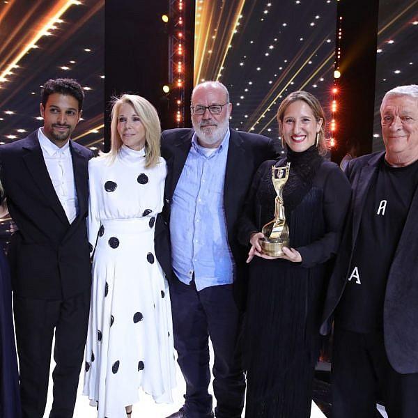 הזוכים בפרס אופיר על הסרט הטוב ביותר,