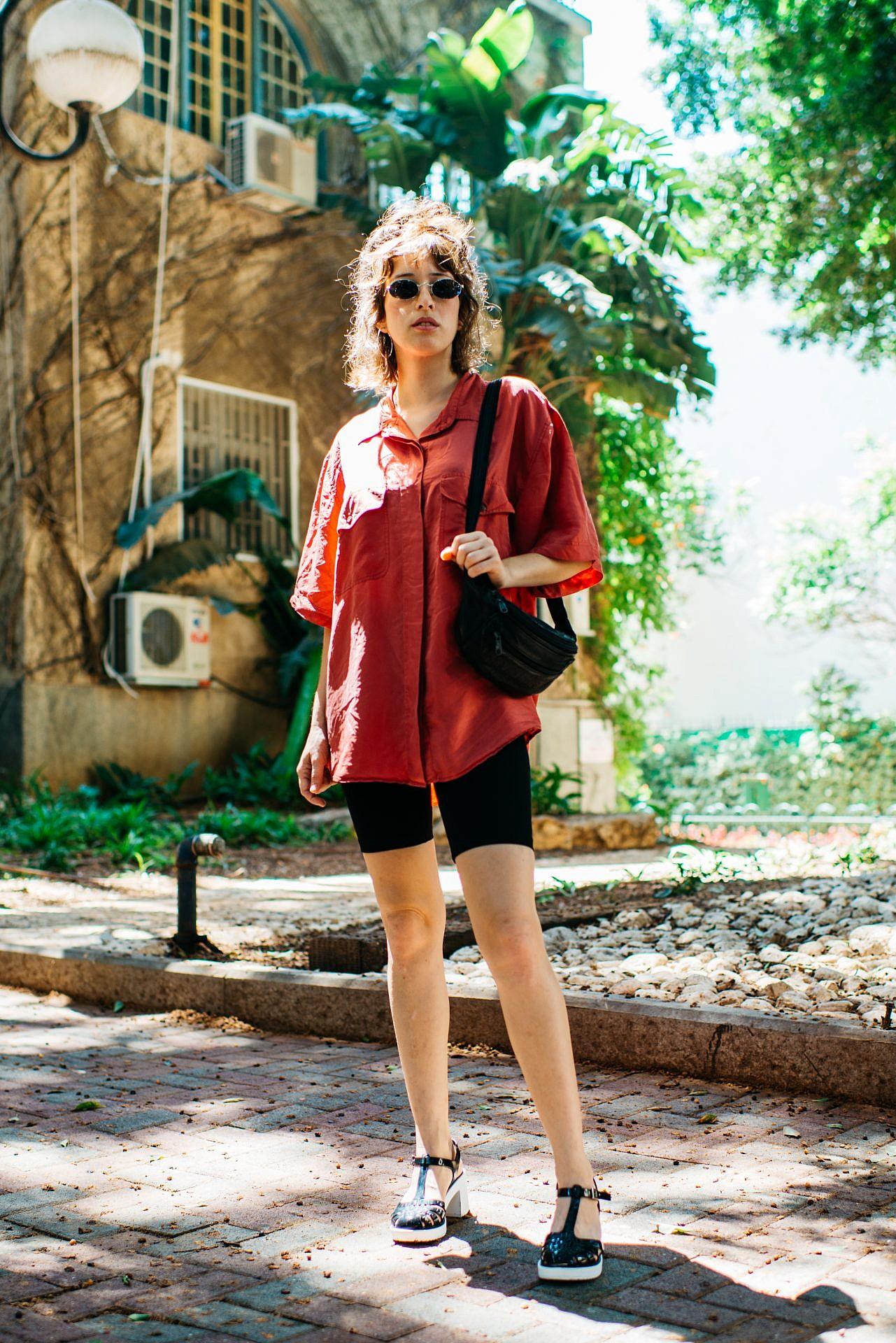 תל אביב 2019: ליאור (26) ברח' בלפור. צילום: אור עדני