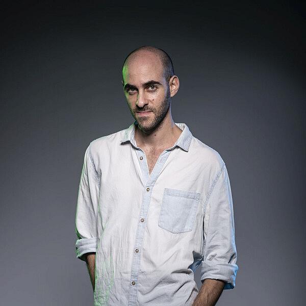 יונתן צופי (צילום: איליה מלניקוב)
