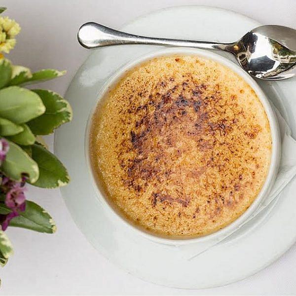 קרם ברולה קפה נואר (צילום: מתוך עמוד האינסטגרם של המסעדה)