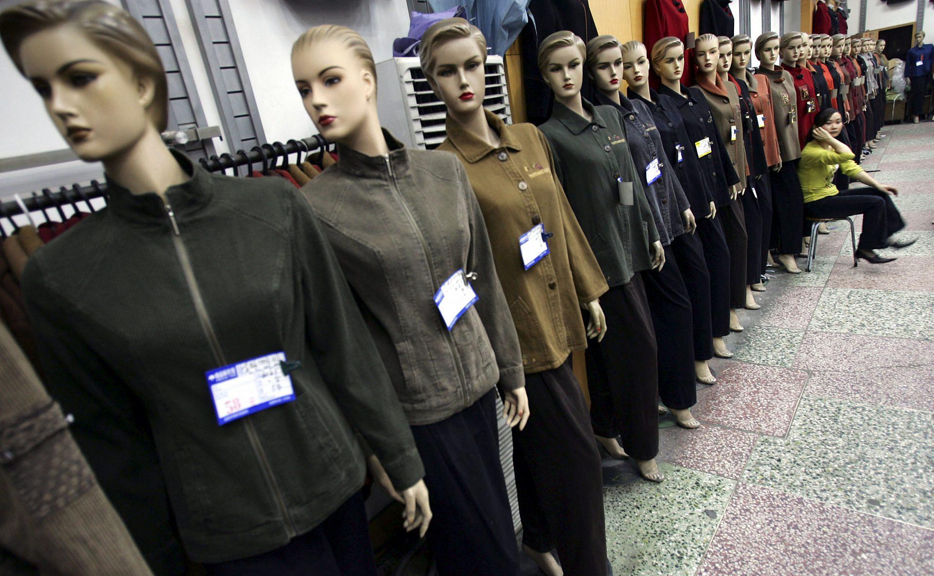 """""""צריכת יתר במימדים בלתי נתפסים"""". מתלבשות על נובמבר (צילום: גטי אימג'ס)"""