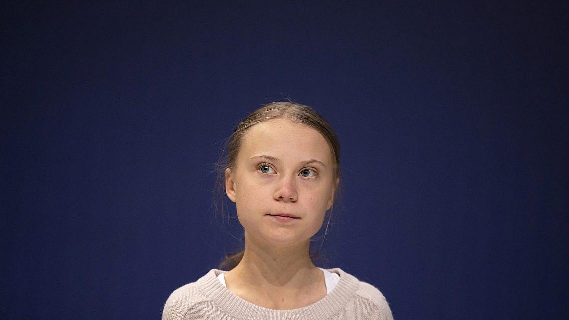 גרטה תונברג (צילום: גטי אימג'ס)